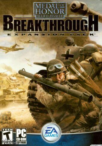 Medal of Honor: Allied Assault: Breakthrough | Medal of Honor Wiki ...