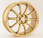 Gold Rims