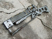 Laser-rifle