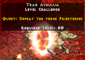Level Challenge Portal