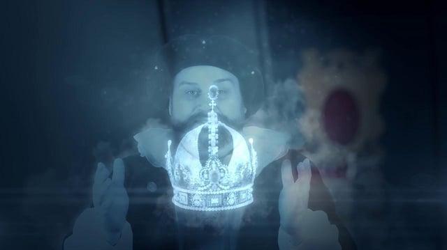 Kaiser Rudolf II. - Das Geheimnis der Krone - Educational Transmedia Experience Schlossmuseum Linz