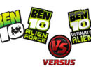 Ben 10 Original vs Alien Force vs Ultimate Alien