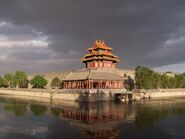 Sunset-of-the-forbidden-city