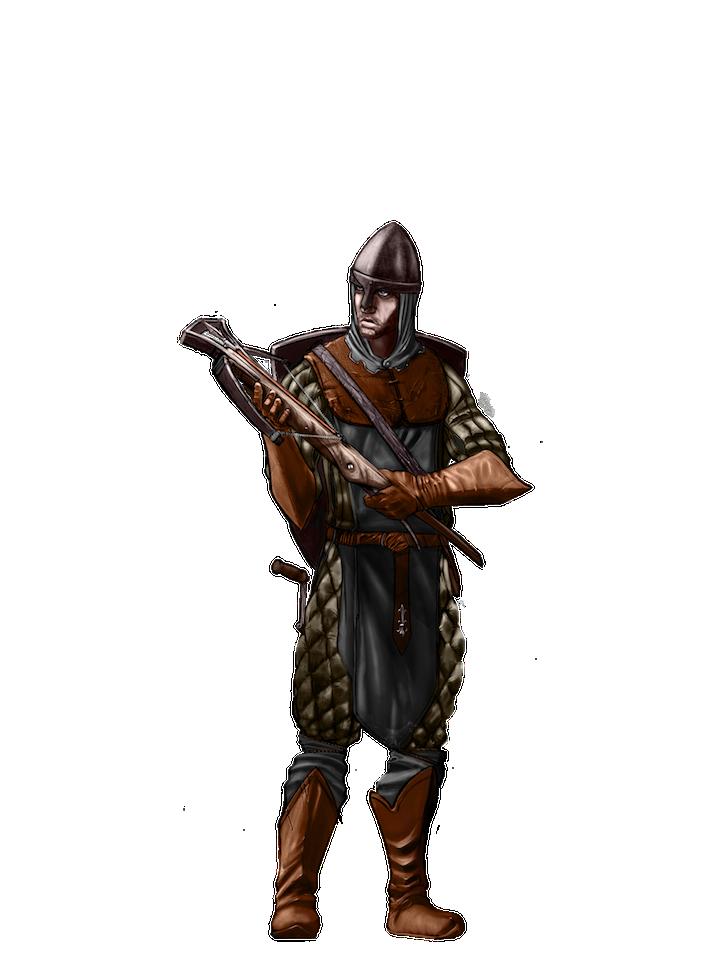 Image result for medieval soldier png