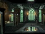 Slytherin Girls' Dormitory