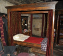 Gryffindor Girls' Dormitory