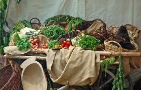 Varden food market