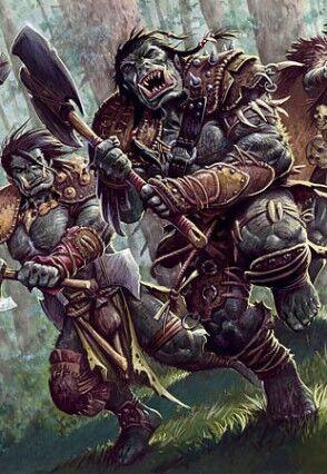 Orc | Medieval Universes Wiki | Fandom