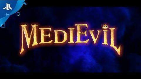 MediEvil - PSX 2017 Teaser Trailer PS4