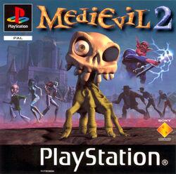 MediEvil 2 PAL cover