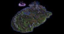 Gallowmere Map