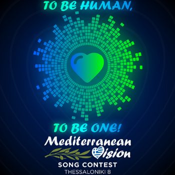 Mediterraneanvision Song Contest 8 logo