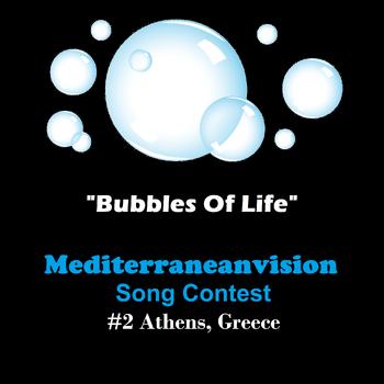 Mediterraneanvision Song Contest -2 Logo