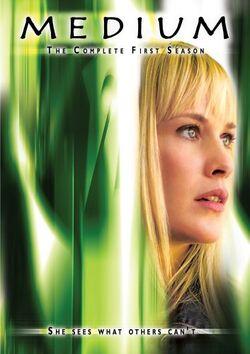Medium S1 DVD