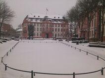Osteiner Hof im Schnee