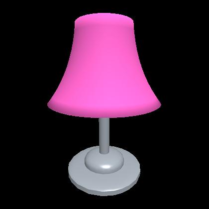 File:Pink Desk Lamp.png