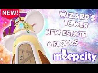 Decorating My Meepcity Castle Part One Roblox Castle
