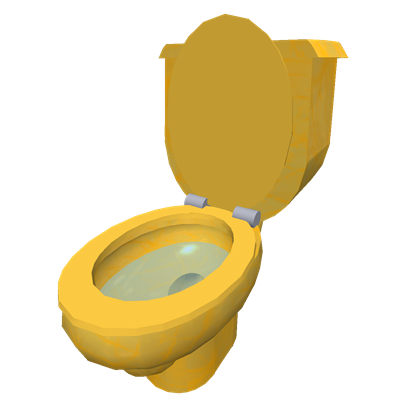 File Pristine Gold Toilet png Image  MeepCity Wikia FANDOM powered