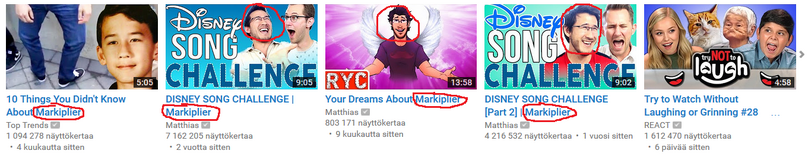 Markiplier recommended