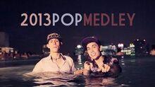 Sam Tsui 2013 Pop Medley
