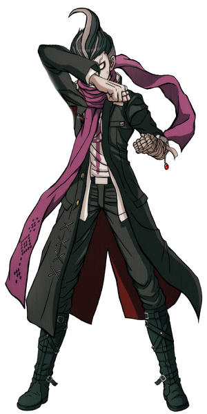 Gundham tanaka dabs on the haters