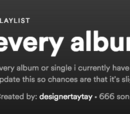 I was going to remove and add songs from this playlist but then i saw the number of songs