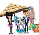 I like how the emo girl is apart of the msp squad