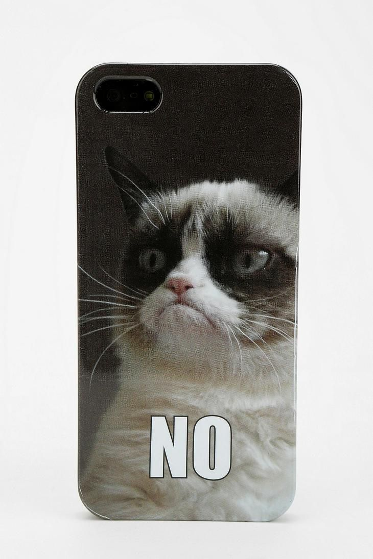 Grumy Cat Phone