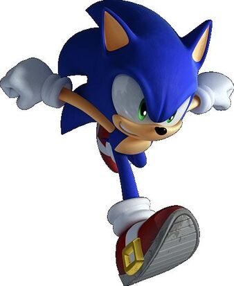 Shadow the Hedgehog 2 Sonic 1