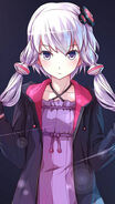 Yuzuki yukari, vocaloid wallpaper for ANDROID & IPHONE & WHATSAPP