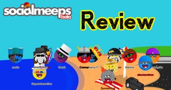 Social meeps review logo