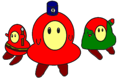 Waddle Dees (AfW8)