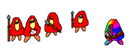 The Waddle Dee Army