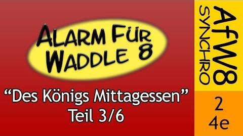 AfW8 2-4 Extra Des Königs Mittagessen (3 6)
