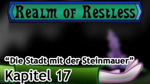 Teaser Realm of Restless Kapitel 17 - Die Stadt mit der Steinmauer
