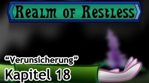 Teaser Realm of Restless Kapitel 18 - Verunsicherung
