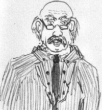 Mr. Mondo (Portrait)