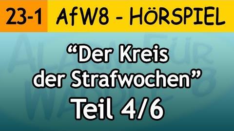 AfW8 23-1 Der Kreis der Strafwochen (4 6) Alarm für Waddle 8