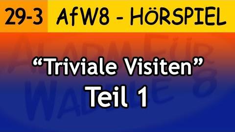 Triviale Visiten (Teil 1) 29-3 Alarm für Waddle 8