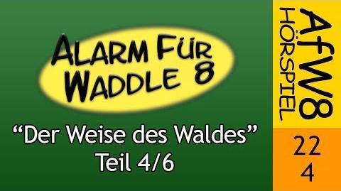 AfW8 22-4 Der Weise des Waldes (4 6)