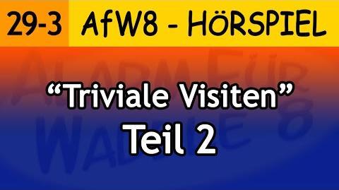 Triviale Visiten (Teil 2) 29-3 Alarm für Waddle 8