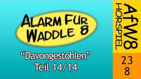 AfW8 23-8 Davongestohlen (14 14)