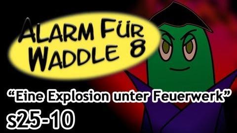 Teaser AfW8 s25-10 Eine Explosion unter Feuerwerk