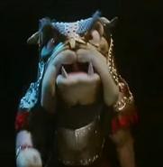 Barry the Bulldog