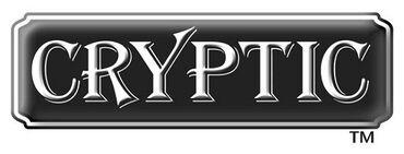 Cryptic logo