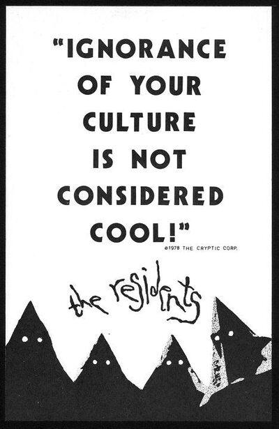 Ignoranceofyourculture