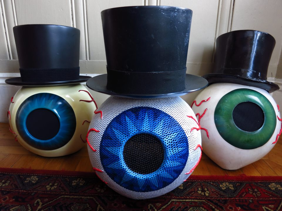 Eyeball masks | Meet The Residents Wiki | FANDOM powered ...
