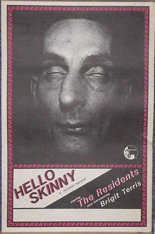 Hello skinny poster