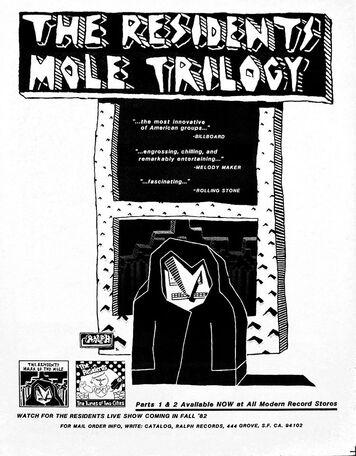 Moletrilogy