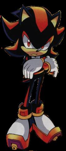shadow the hedgehog mega man archie wiki fandom powered by wikia